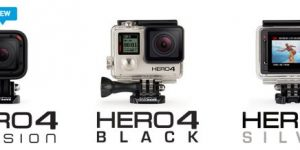Pick the Right GoPro Hero4 Camera for You