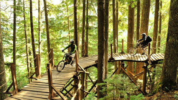 Amazing Places to Mountain Bike