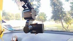 Zhiyun Z1 Rider-M Car mount for dash camera