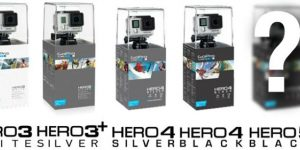 GoPro Hero5 Release Date Announced