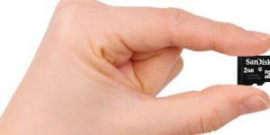 GoPro Hero4 microSD Tips