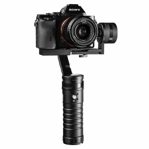 Ikan stabilzer for dslr cameras