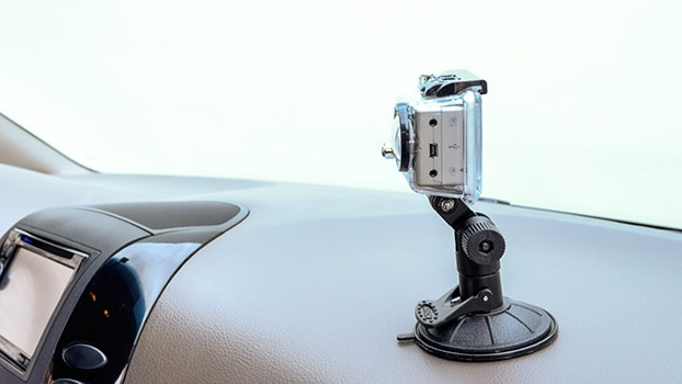 GoPro Camera Car Mount Ideas