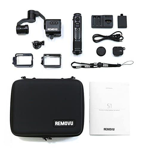 REMOVU S1 3-Axis Rainproof Gimbal