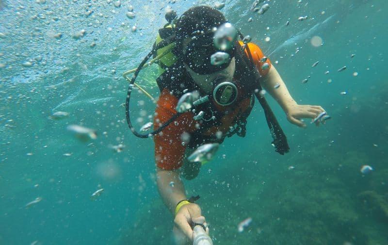 Waterproof GoPro Gimbals