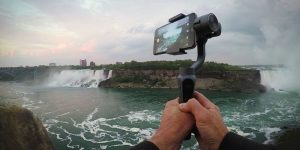 EVO SHIFT ANDROID & IPHONE GIMBAL REVIEW