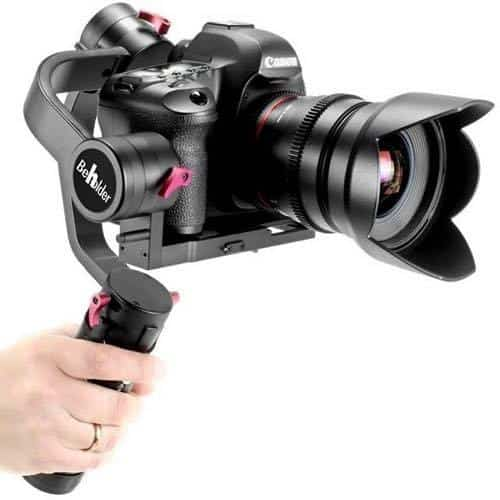 ikan beholder ds1 gimbal stabilizer