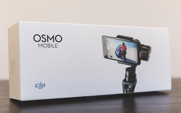 DJI Osmo Mobile Box