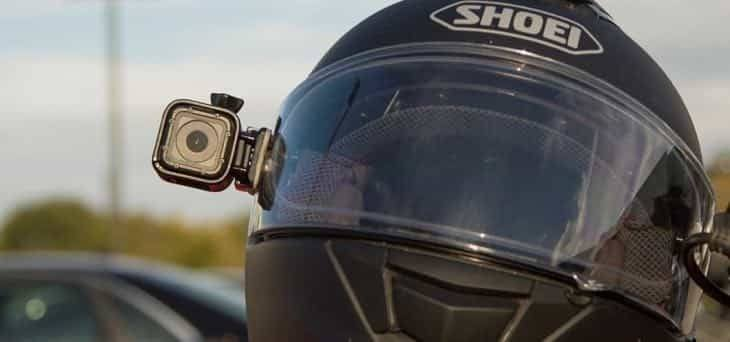 Best Place to Mount GoPro on Motorcycle Helmet 2019 | GOPRO