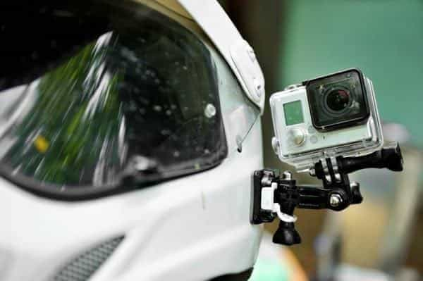 Best Place To Mount GoPro On Motorcycle Helmet