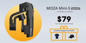 MOZA Mini-S Product Information